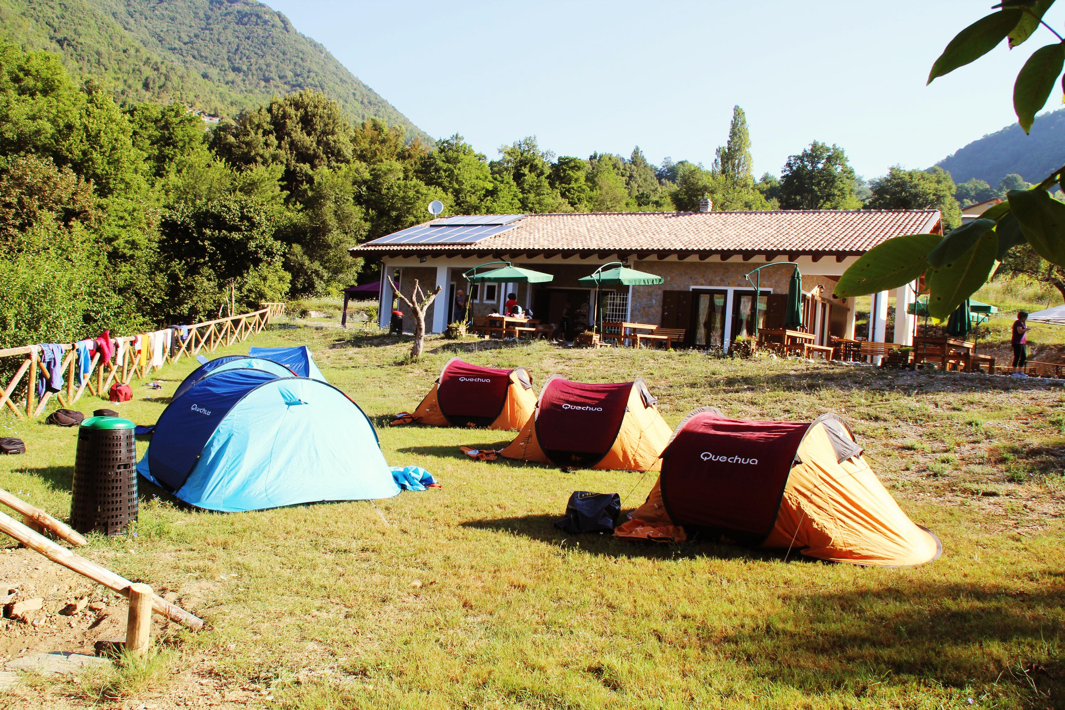 Due Giorni Rafting