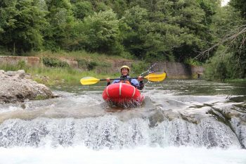 PackRaft Medium Trip